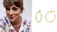 Taylor Swift's celestial-inspired earrings are surprisingly affordable - Here's where to shop the $78 hoops