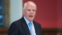 John Major urges Theresa May to pull out of DUP deal over Northern Ireland peace process concerns