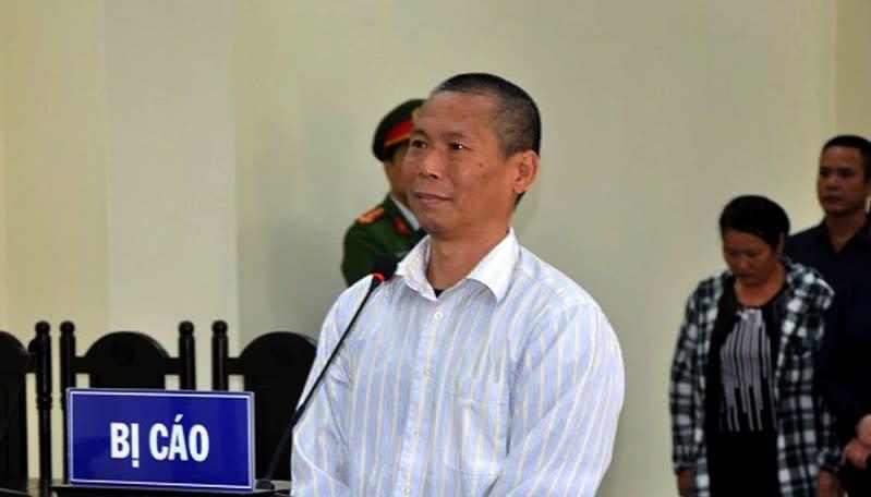 Vietnam jails three more activists in crackdown on Facebook posts