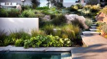 How to design your garden if you're stuck on a slope