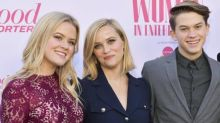 Reese Witherspoon talks to Drew Barrymore about being a young mom in Hollywood