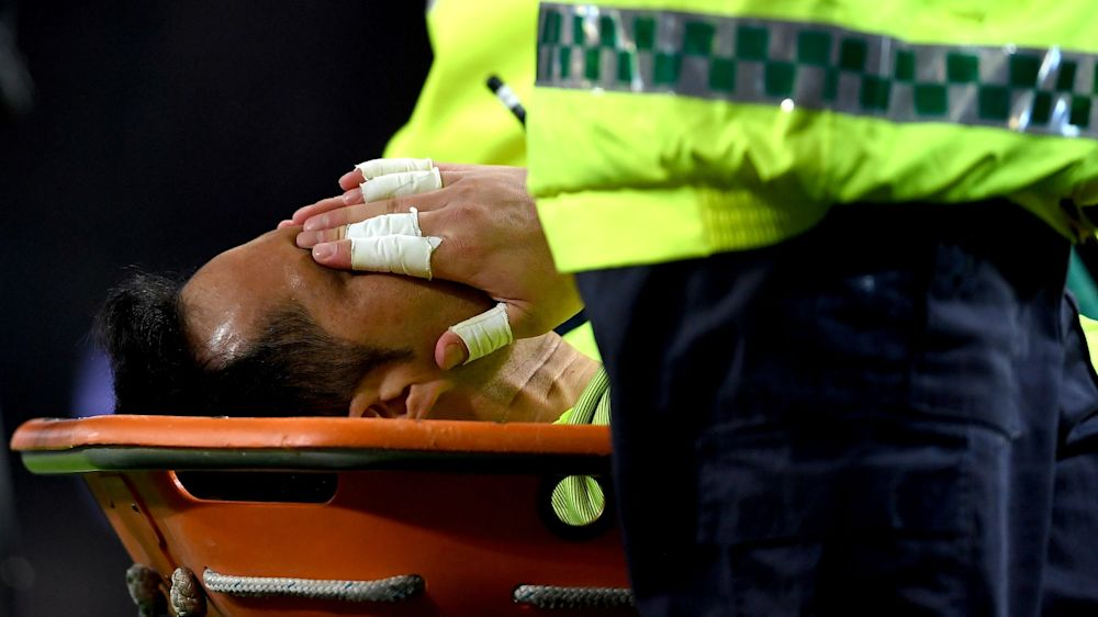 Bravo se lesiona e fica fora do resto da temporada do Manchester City