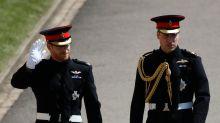 Royal Wedding: Die Königsfamilie trifft ein