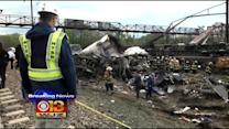 NTSB Releases Preliminary Report On Amtrak Derailment
