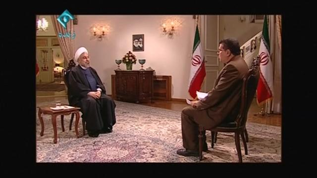 Rouhani defends nuclear deal on state TV