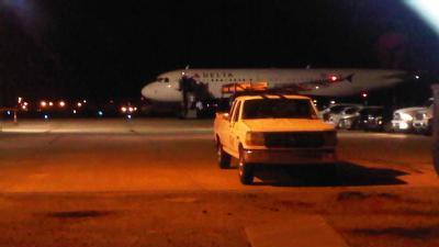 Raw Video: Thunder Players Return From Denver Loss