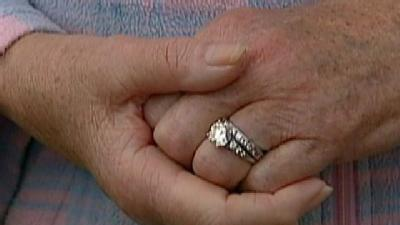 Heirloom Diamond Ring Found In Piles Of Trash