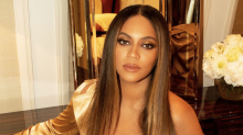 Let Beyoncé Show You Her Full, Glorious London 'Lion King' Premiere After Party Look