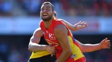 Jarrod Witts signs five-year Suns AFL deal
