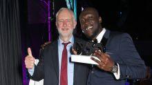 """Jeremy Corbyn wishes Glastonbury headliner Stormzy """"a great set"""""""