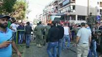 At least 18 dead in Beirut blasts