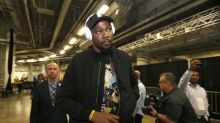 Kevin Durant and the Warriors hired three times usual security for OKC return