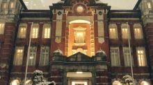 【保持隊形】雪中東京站太靚 日本人都要排住影