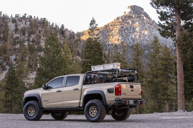 Chevy Colorado Zr2 Bison Allegedly Coming With Extra Off