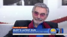 Burt Reynolds on Sally Field: 'She was 7 when I fell in love with her'