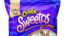 Get Ready: Sweet Cheetos, a.k.a., Sweetos, Are Back Just in Time for Valentine's Day