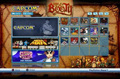 Capcom's PSN storefront opening on Nov. 13