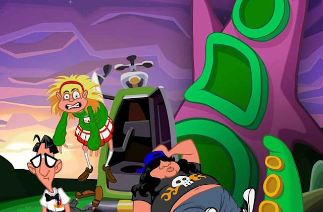 'Day of the Tentacle' fans create free, unofficial sequel