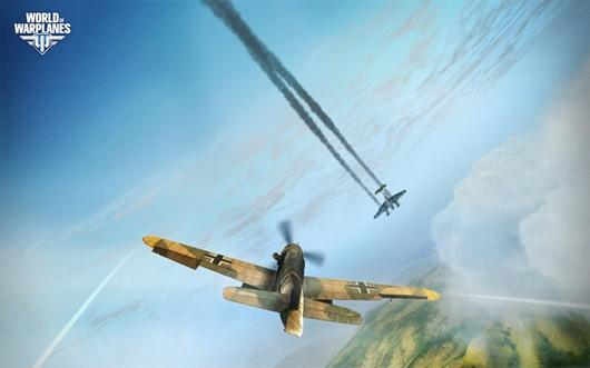 Wargaming.net releases new World of Warplanes screens