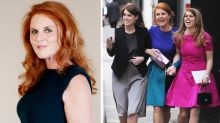 Coronavirus: Sarah Ferguson says 'it's okay to be worried during lockdown'