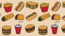 """Ne culpabilisez plus: il est """"normal"""" de préférer les burgers aux légumes verts!"""