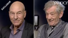 Ian McKellen And Patrick Stewart Explain Why They're Such Good Mates