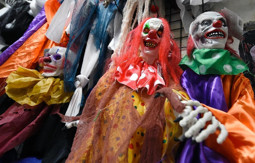 Sightings of scary clowns broke out in the United States last year and have recently taken place in Israel, where local police have detained dozens involved in the pranks