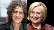 Howard Stern: If Hillary Clinton Listened To Me, She'd Be President