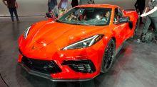 Chevrolet Corvette 2020 estreia com motor central de mais de 500 cv