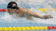 Joseph Schooling wins bronze in 100m butterfly at World Championships
