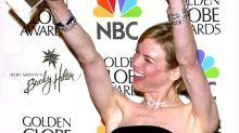 El año en que una actriz estaba en el baño cuando ganó el Globo de Oro
