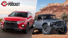 Chevy Blazer and Easter Jeeps | Autoblog Podcast #576