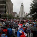 Head of striking Los Angeles teachers' union aims to resume talks 'soon'