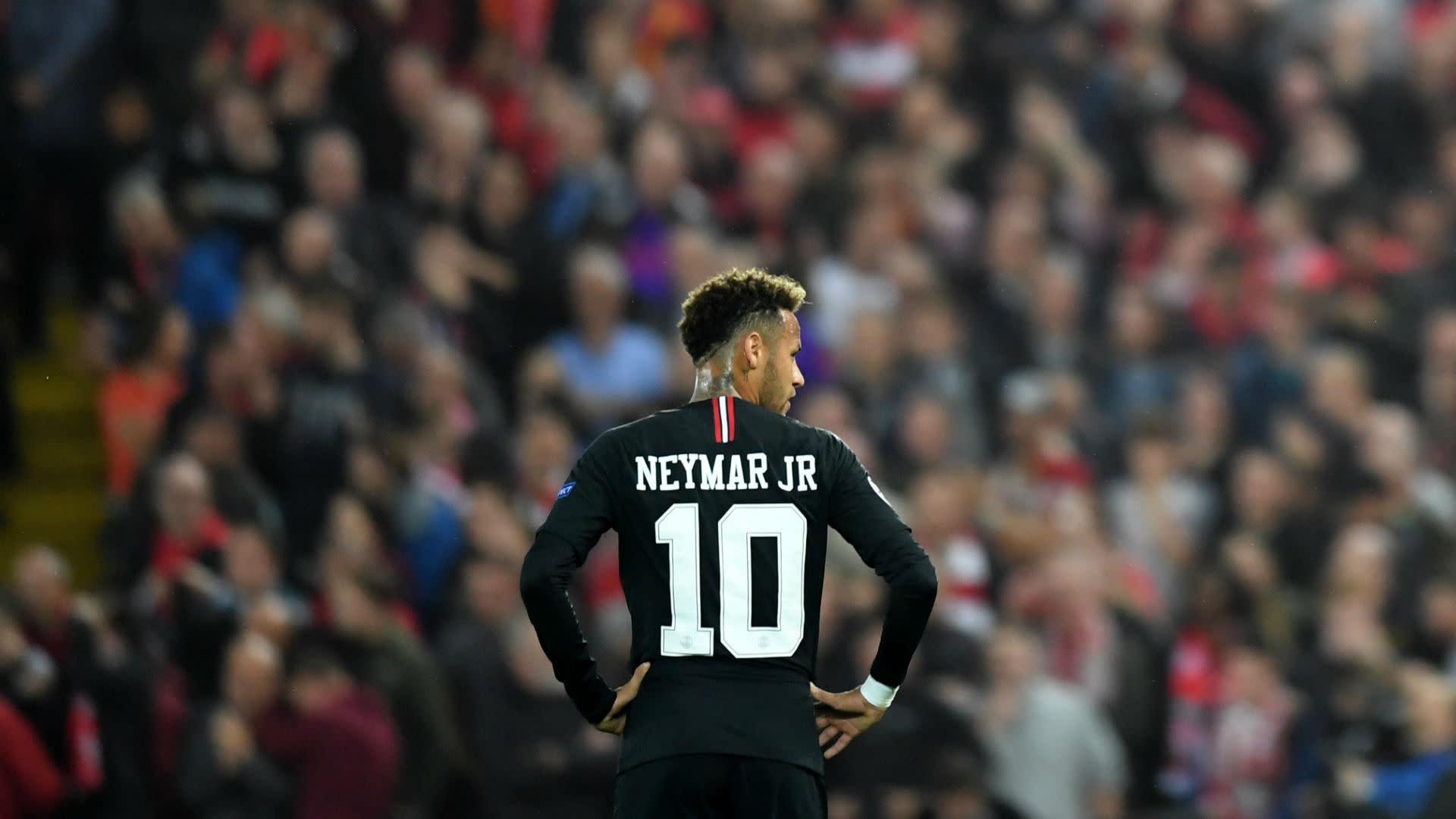 Don T Blame Neymar Psg Players All Guilty Thiago Silva