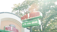 The first Shaq-branded Papa John's opens in Atlanta