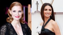 Jessica Chastain defends casting of Penelope Cruz as Colombian in 'The 355'