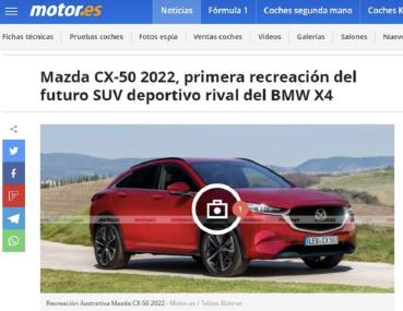新世代六缸引擎今年將問世:新一代 CX-5、Mazda 6 先享用!