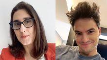 """Paola Carosella apoia campanha """"Mães com Felipe Neto"""": """"Muito orgulho"""""""