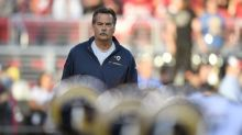 Watch an emotional Jeff Fisher tell his staff he's been fired by the Rams