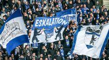 Fußball-Bundesliga: Ende der Geisterspiele: Hertha und Union spielen vor Fans
