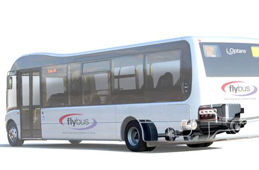 Flybus consortium puts the brakes on energy waste, throws it back to the asphalt