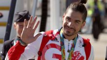 Gymnast Louis Smith banned over video mocking Islam
