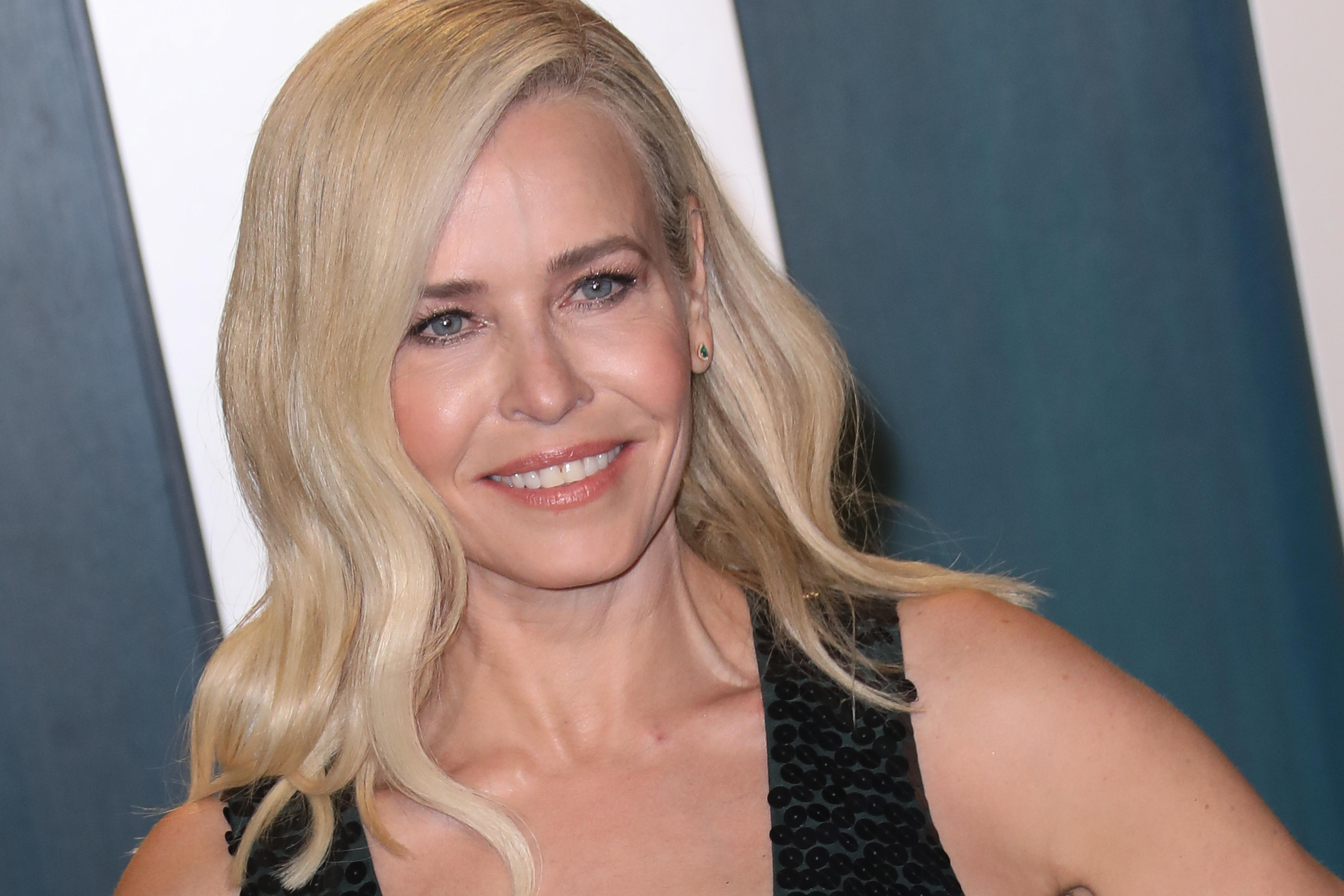 Chelsea Handler admits she was a 'self-absorbed lunatic' during late-night talk show years