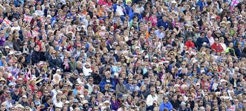 Diversos - Más de dos millones de espectadores han acudido a los Juegos de Londres