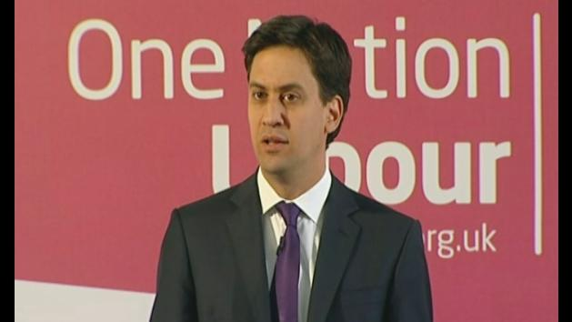 Ed Miliband lays out union link reforms
