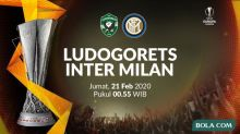 Link Live Streaming Liga Europa: Ludogorets Vs Inter Milan