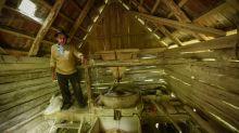 Romanian watermills face renovation or ruin