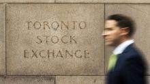 TSX falls0.22 percent, financials weigh