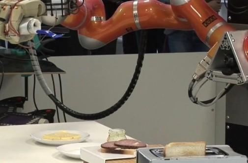 Robots finally able to follow 'make me a sandwich' command (video)