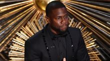 Kevin Hart steps down as Oscar host following tweet controversy